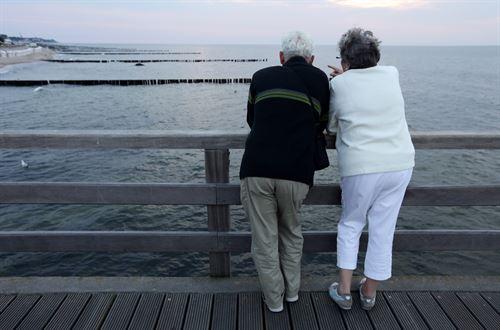 Turismo para personas mayores