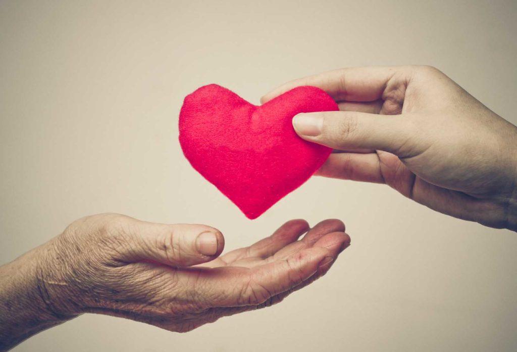 Problemas de corazón cuidados