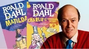 Roald Dahl charlie y la fabrica de chocolate