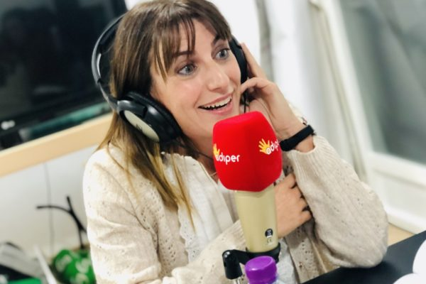Programa Compañía de AFAL. Adiper Radio