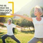 como afrontar los cambios de la menopausia